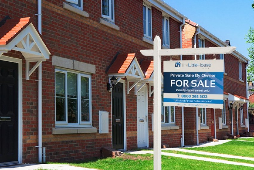 Houses for sale UK - how to sell your home privately